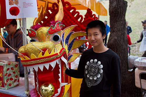 Asian festivel san antonio opinion